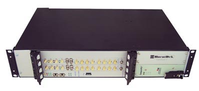 SIS3305 16-channel system photograph